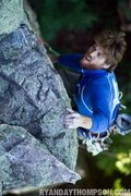 Rock Climbing Photo: Photo by Ryan Day-Thompson