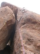 Rock Climbing Photo: East Corner of the Monk