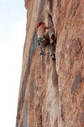 Rock Climbing Photo: Generic Crack (Battle of the Bulge)