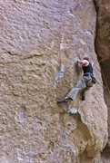 Rock Climbing Photo: Heresy