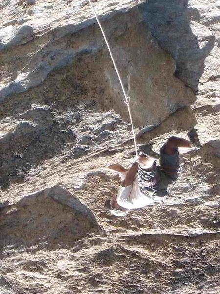Rock Climbing Photo: k