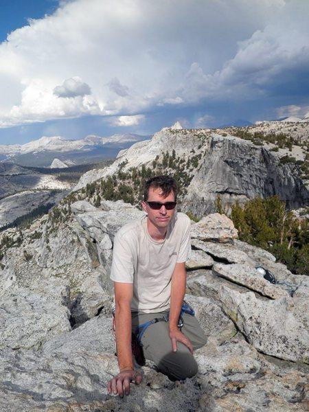 Rock Climbing Photo: Tenaya Peak