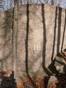 Rock Climbing Photo: Full Metal Jacket Arete.