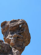 Rock Climbing Photo: AMH on Torchraker, photo by Geir.