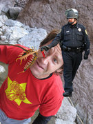 Rock Climbing Photo: Pepper spray makes bugs taste BETer.