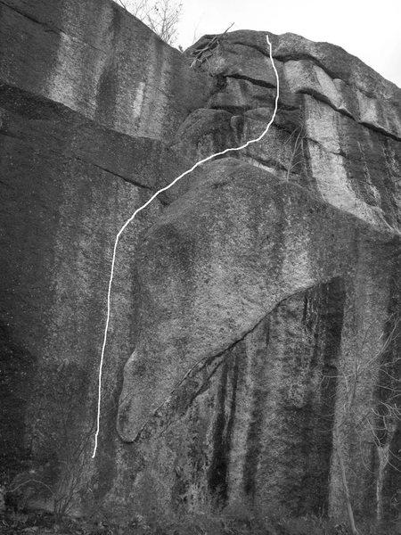 Rock Climbing Photo: SAF