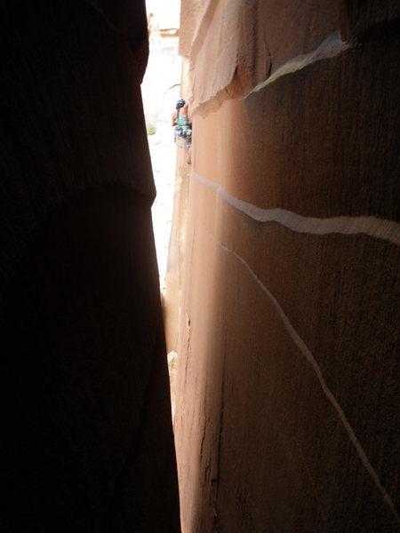 Rock Climbing Photo: Unamed