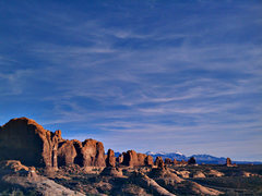 Rock Climbing Photo: Arches National Park