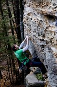 Rock Climbing Photo: Recoil