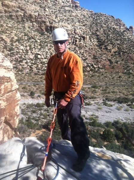 Rock Climbing Photo: Tonto