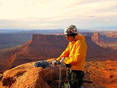 Rock Climbing Photo: Kor-Ingalls NF Rap