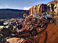 Rock Climbing Photo: Climbclimbclimbclimbclimb