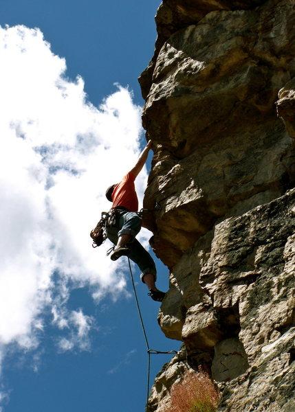 Rock Climbing Photo: uintas