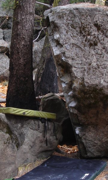 Rock Climbing Photo: Squarepusher
