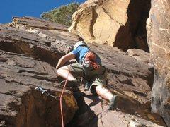 Rock Climbing Photo: Startin' up Minute Maid  photo by Mateo