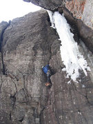 Rock Climbing Photo: Deep Freeze.