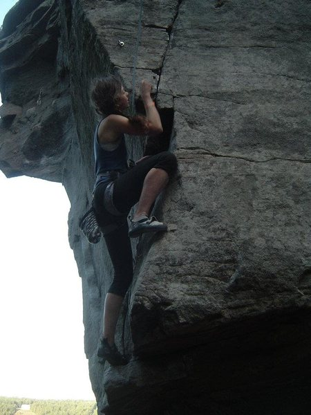 Rock Climbing Photo: Ship of Fools