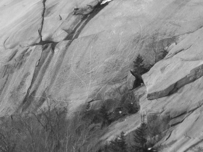 Rock Climbing Photo: The Beach