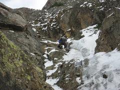 Rock Climbing Photo: P. 1.