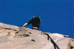 Rock Climbing Photo: Mission Gorge, Southern California