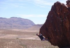 Rock Climbing Photo: Hueco