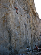 Rock Climbing Photo: super fun, trundle trophy