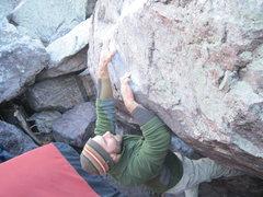 Rock Climbing Photo: Mr. Mix