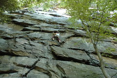 Rock Climbing Photo: Lower Part of Mrs. Field's Follies