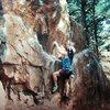 Boulder- Sanitas bouldering