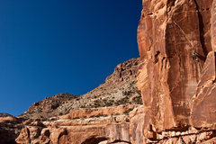 Rock Climbing Photo: Arc it.