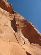 Rock Climbing Photo: Awaiting a fisting.