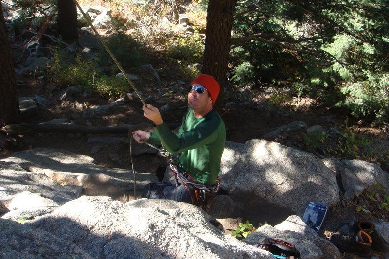 Rock Climbing Photo: bl