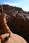 Rock Climbing Photo: Elephant Butte