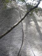 Rock Climbing Photo: Here is a better sense of the crack... beautiful s...
