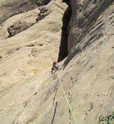 Rock Climbing Photo: Holy Slab