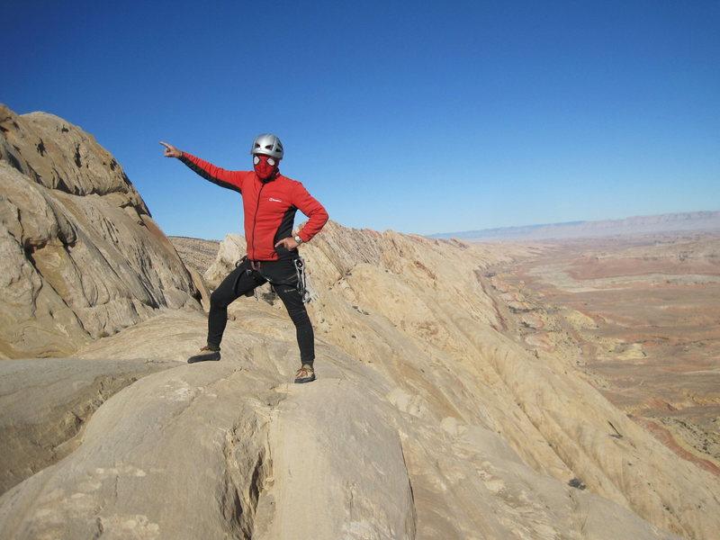 Onward to the Summit Ridge!