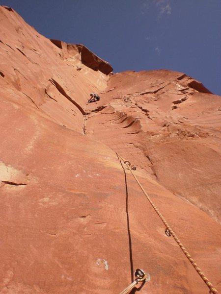 Rock Climbing Photo: p5 i think