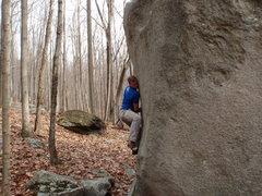 Rock Climbing Photo: Bad Voodoo