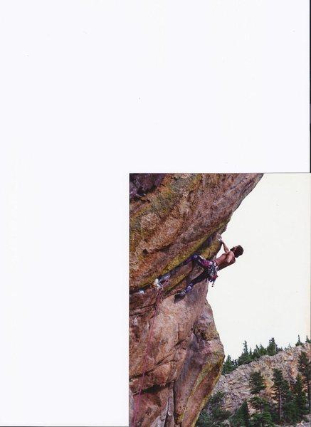 Rock Climbing Photo: nice lycra