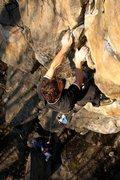 Rock Climbing Photo: jared... cosmic...