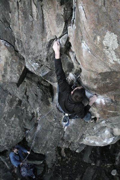 one more... jeff... climbing...