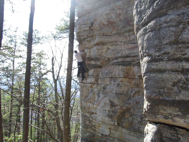 Rock Climbing Photo: Gentle Ben
