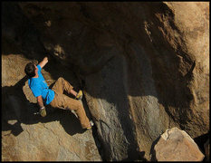 Rock Climbing Photo: Somewhere in the desert. Photo by Blitzo.