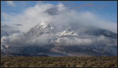 Rock Climbing Photo: Mt. Tom. Photo by Blitzo.