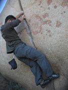 Rock Climbing Photo: Grant Kim 12-04-11