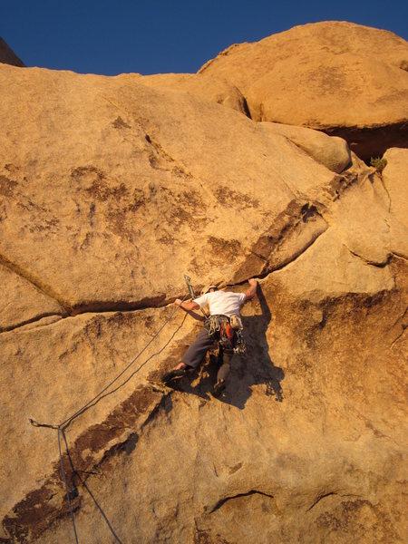 Rock Climbing Photo: The fun is just beginning