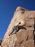 Rock Climbing Photo: What happens over there?