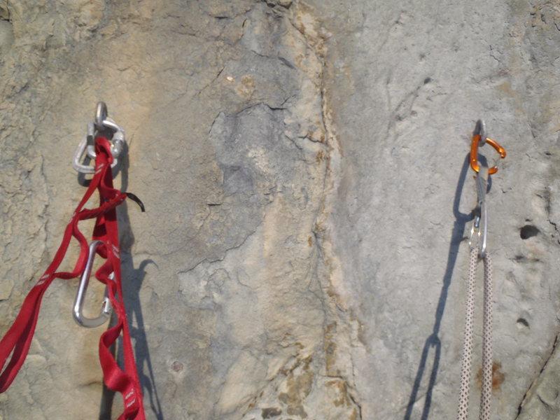 Rock Climbing Photo: humboldt current anchors