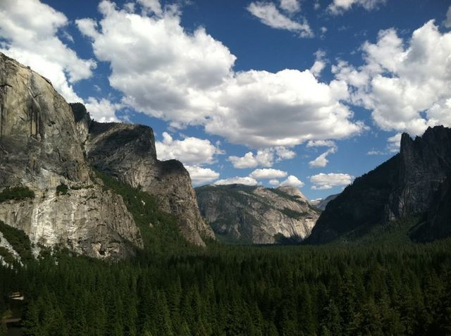 Favorite place on earth. Yosemite.