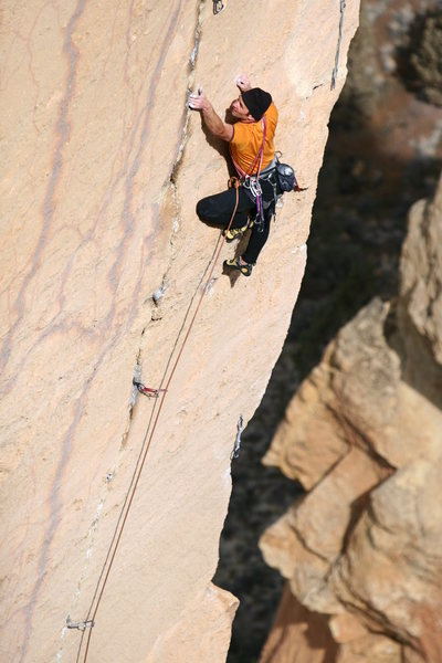 Rock Climbing Photo: East Face of the Monkey